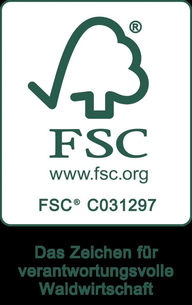 FSC - Das Zeichen für verantwortungsvolle Waldwirtschaft